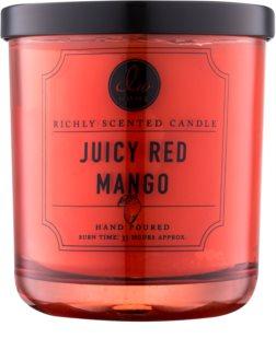 DW Home Juicy Red Mango vela perfumada