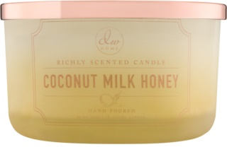 DW Home Coconut Milk Honey geurkaars