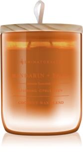 DW Home Mandarin + Basil vela perfumada