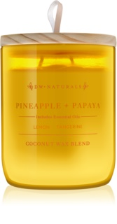 DW Home Pineapple + Papaya vela perfumada
