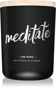 DW Home Meditate scented candle