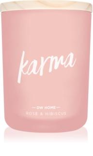 DW Home Karma geurkaars