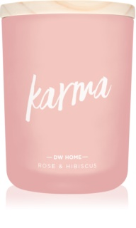 DW Home Karma scented candle