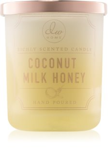 DW Home Coconut Milk Honey vonná svíčka 107,73 g