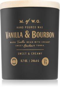 Makers of Wax Goods Vanilla & Bourbon bougie parfumée