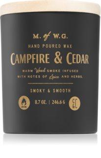 Makers of Wax Goods Campfire & Cedar geurkaars