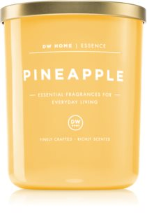 DW Home Pineapple scented candle
