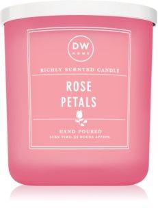 DW Home Rose Petals Duftkerze