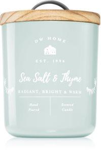 DW Home Farmhouse Sea Salt & Thyme Duftkerze