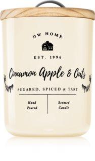 DW Home Farmhouse Cinnamon Apple & Oats świeczka zapachowa
