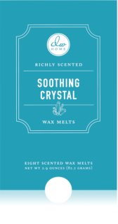DW Home Soothing Crystal wax melt