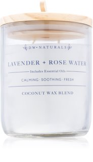 DW Home Lavender + Rose Water αρωματικό κερί
