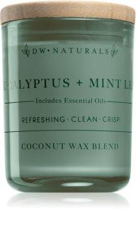 DW Home Eucalyptus + Mint Leaf geurkaars