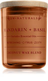 DW Home Mandarin + Basil duftkerze