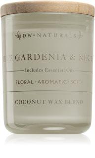 DW Home White Gardenia & Nectar lumânare parfumată