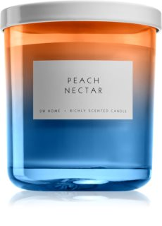 DW Home Peach Nectar scented candle