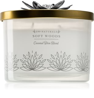 DW Home Soft Woods vela perfumada