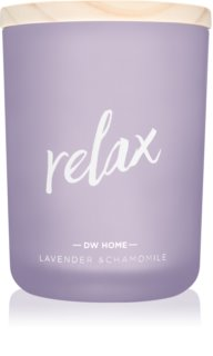 DW Home Relax  αρωματικό κερί