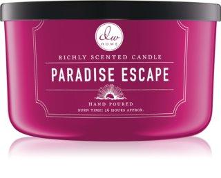 DW Home Paradise Escape duftkerze
