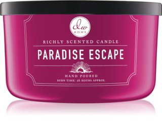 DW Home Paradise Escape candela profumata
