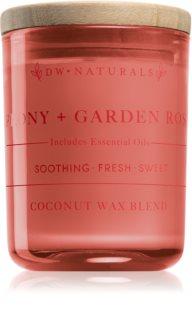 DW Home Peony + Garden Rose świeczka zapachowa