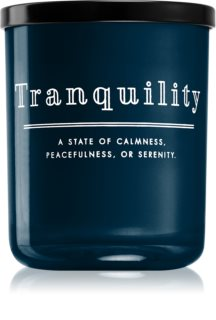 DW Home Tranquilty scented candle