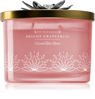 DW Home  Bright Grapefruit bougie parfumée