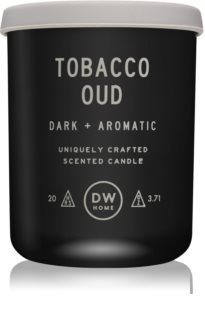 DW Home Tobacco Oud scented candle