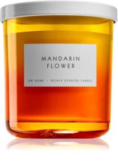 DW Home Mandarin Flower vela perfumada
