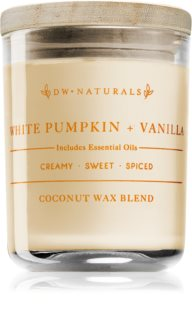 DW Home White Pumpkin + Vanilla scented candle