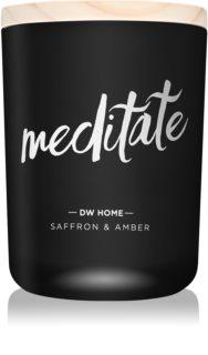 DW Home Meditate ароматна свещ  107,73 гр.