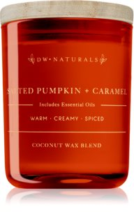 DW Home Salted Pumpkin + Caramel scented candle 107,73 g