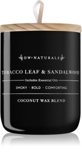 DW Home Tobacco Leaf + Sandalwood doftljus