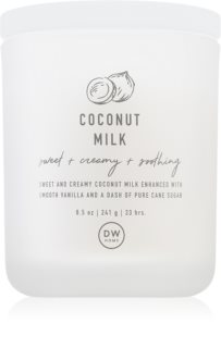 DW Home Prime Spa Coconut Milk candela profumata