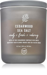 DW Home Prime Spa Cedarwood Sea Salt vonná sviečka