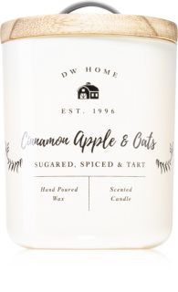 DW Home Farmhouse Cinnamon Apple & Oats vonná sviečka
