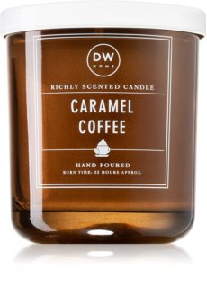 DW Home Caramel Coffee scented candle