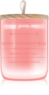DW Home Peony + Garden Rose scented candle