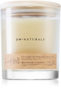 DW Home Beeswax Coconut Milk Duftkerze