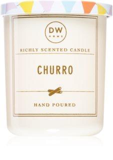 DW Home Churro bougie parfumée
