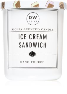 DW Home Ice Cream Sandwic bougie parfumée