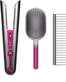 Dyson Corrale™  fuchsiová/sivá darčeková edícia žehlička na vlasy darčeková edícia