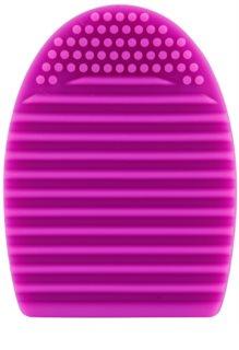 E style Brush Egg Harjapuhdistava Silikonikäsine