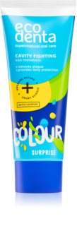 Ecodenta Colour Surprise Toothpaste for Children Against Dental Caries