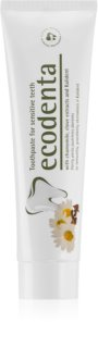 Ecodenta Green Sensitivity Relief dentifrice pour dents sensibles au fluorure