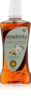 Ecodenta Green Sensitivity Relief ústna voda pre citlivé zuby