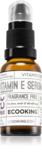 Ecooking Eco serum za obraz z vitaminom E