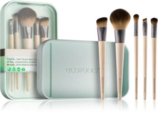 EcoTools Start The Day Beautifully Penselen Set  voor Vrouwen