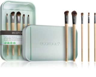 EcoTools Daily Defined Eye σετ με πινέλα