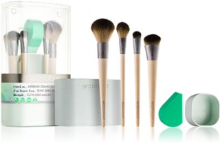 EcoTools Airbrush Complexion σετ με πινέλα Ι.